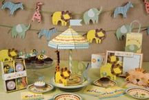 Baby Shower Ideas / by Maria Ferrer Esteves