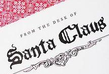 Here comes Santa Claus, Here comes Santa Claus!! / All things Christmas