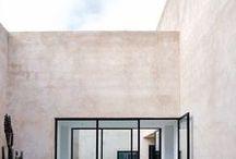 a r c h i t e c t u r e / architecture and lines that feel like home and inspire