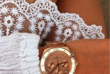 Arm Candy / Bracelets, watches, bangles, and arm parties  / by Katherine A
