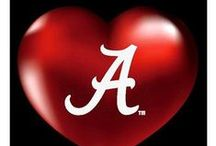 Alabama ROLL TIDE! / by Kitty~ no pin limits Oskin )O(