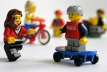 Kids: Lego, lego, lego! / All about Lego.