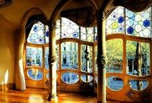 Art Nouveau and Art Deco / by Kitty~ no pin limits Oskin )O(