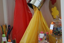 Art/Rainbow Theme Party / by Maria Ferrer Esteves