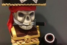 Pirate Theme Party / by Maria Ferrer Esteves