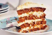 Cake Recipes / by Mia Doland