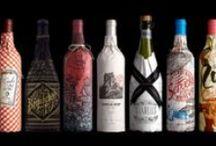 Wine + Vino / The best wine label packaging design.