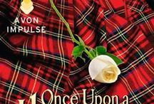 Once Upon A Highland Summer / A Scottish historical romance, with an ancient curse, a pair of meddlesome ghosts, a lady on the run, a case of mistaken identity, and one last chance for true love, all set in the glory of the Scottish Highlands at Midsummer