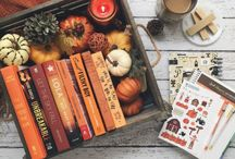 Fall - Autumn - Thanksgiving - Festivities / by Katherine A