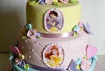 Princess Cakes, Cookies, & More / by Maria Ferrer Esteves