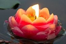 Candle Magic / by Kitty~ no pin limits Oskin )O(