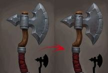 Weapons & Armor