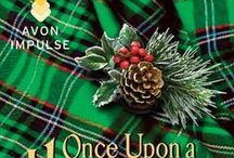 ONCE UPON A HIGHLAND CHRISTMAS / Historical Scottish holiday romance by Lecia Cornwall