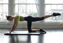 Health & Fitness / by Emily Tozer / The Glam Files