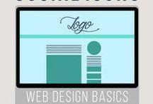 WEB DESIGN / web design, wordpress, squarespace, html, css, inspiration, trends, minimalist, colour, color, layout, responsive, tutorials, business, blog, web inspiration, websites, lessons, help, web design for beginners, easy web design, web design tips
