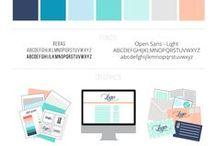 BRAND INSPIRATION / branding, brand design, inspiration, design, logo design, colour scheme, colours, color, color scheme, business, design assets, logo mark, brand board, brandboard, mood board, moodboard, graphic design, designer
