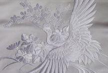 Белая вышивка* (WHITE EMBROIDERY) 02