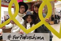 Connected Hearts / #ForFukushima