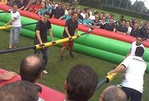 """""""Team Building"""" Gone Wrong #baaadteambuilding / When companies use strictly recreational activities as a substitute for real team building, it's a huge misstep. Sometimes it's carried to the extreme. Here are some examples."""