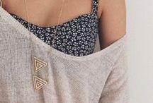 Fashion / by Hannah Jones