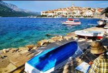 Korcula Island / Korcula is one of Croatia's 1000 plus islands and is truly, quite beautiful. Why not come for a visit and see for yourself?