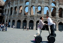 Riding segway / ride, glide, discover, enjoy segway tours in Rome with segwayrome.it