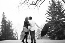 Rainy Day Engagement Ideas - Southern wedding photographer / Knoxville wedding photographers - we are a husband-wife team of photographers based in Knoxville TN. We provide amazing experiences and natural pictures of Southern weddings. http://www.JoPhotoOnline.com