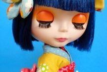 Dolls - Blythe, Sindy, Barbie et al