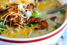 Good Food :: Soups/Stews/Chilis / by Susan Olsen Johnson