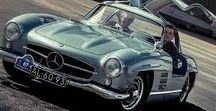300 SL Coupe & Roadster