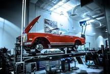 Classic Workshop / by Mercedes-Benz – The best or nothing