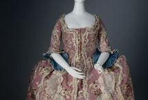 Vintage clothing 18th century / by Anna Lovell
