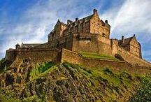 Edinburgh Top Sights / Edinburgh Scotland top sights, must sees, and travel highlights. Must see and do these things while visiting Edinburgh Scotland!