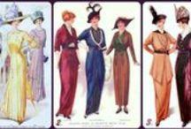 Fashion Plates 1900-1940