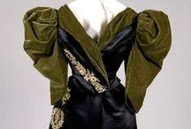 Vintage clothing 1870-1900