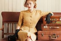 Vintage Clothing 1930-1960