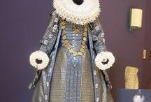 Vintage clothing 17th century