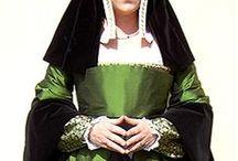 Vintage clothing 16th century