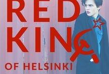 The Red King of Helsinki: Lies, Spies and Gymnastics / Want to know more about my wintry Cold War spy tale?   Here's my inspiration for the story in pictures and words; where and how I did my research and where I found the characters. The violent KGB spy Kovtun, the not-so-brilliant British spy and ex-naval officer Iain, and lastly Pia, the young feisty female sleuth.