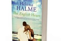 The English Heart: Book 1 in The Nordic Heart Series / Want to know more about the writing of The Nordic Heart Romance series set in Finland? Here is the story of the making of The English Heart in pictures. Enjoy!
