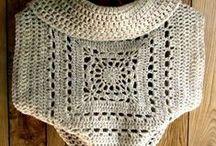 Crochet - Jackets & Cardigans