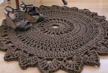 Crochet - Home Decor