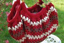 Crochet - Bags & Baskets