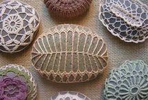 Crochet - Stones