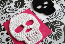 Crochet - Skulls