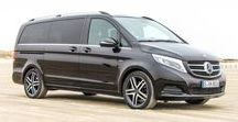 V-Class / Pictures from the brand-new Mercedes-Benz V-Class!