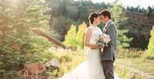 Ritz-Carlton Bachelor Gulch Wedding / Mountain wedding at the Ritz-Carlton Bachelor Gulch in Beaver Creek, Colorado.