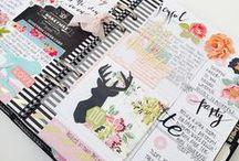 Planner Inspiration & Printables