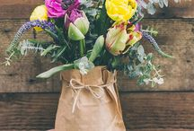 Flowers. / Fresh pretties.  / by Naty Michele