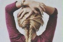 ↠ hair